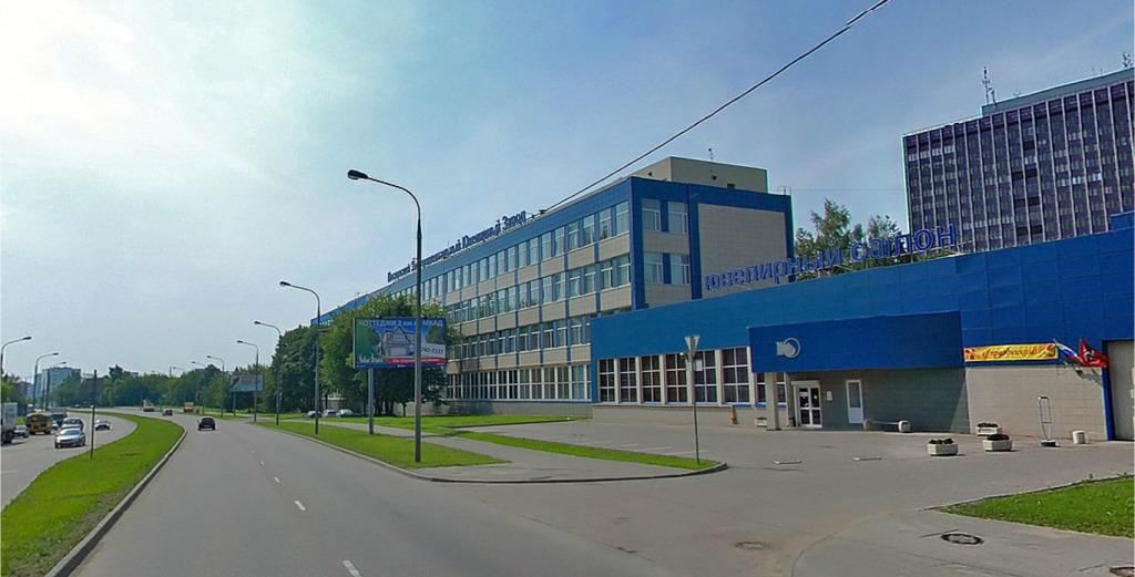 Московский ювелирный завод ул лавочкина